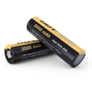 IJOY 20700 3000MAH HIGH DRAIN RECHARGEABLE BATTERY