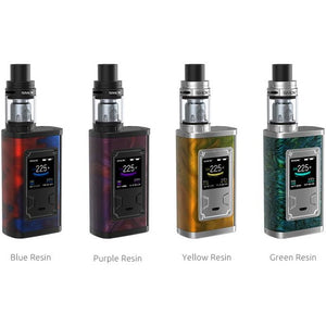 SMOK MAJESTY RESIN STARTER KIT WITH TFV8 XBABY TANK
