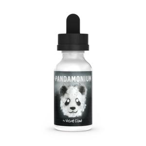 PANDAMONIUM BY VELVET CLOUD 30ML (MAX VG)