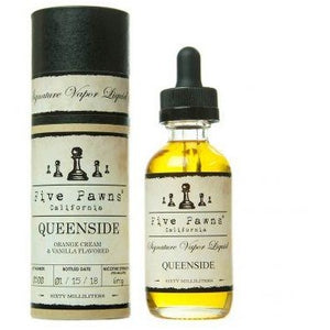 QUEENSIDE BY FIVE PAWNS 30ML OR 60ML