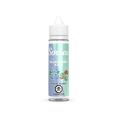 BLUEBERRY KIWI BY SORBAE 60ML