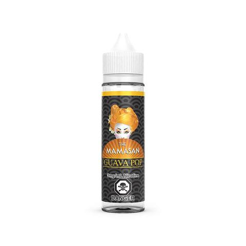 GUAVA POP BY MAMASAN E LIQUID 60ML