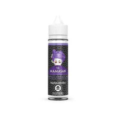 PURPLE CHEESECAKE BY MAMASAN E LIQUID 60ML
