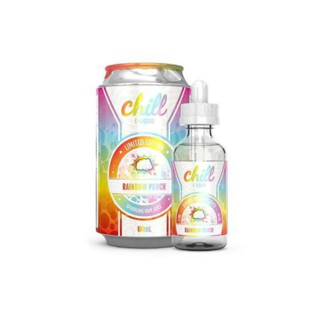 RAINBOW PUNCH BY CHILL E-LIQUIDS LIMITED EDITION 60ML