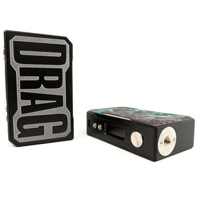 BLACK DRAG RESIN 157W TC BOX MOD BY VOOPOO