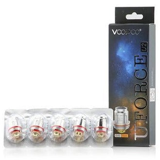 VOOPOO UFORCE U2 REPLACEMENT COILS (5 PACK)