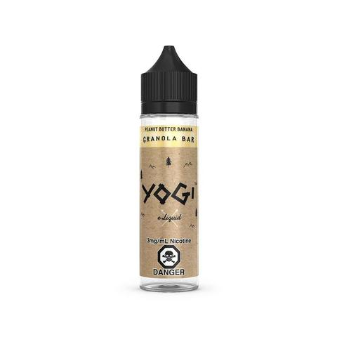 PEANUT BUTTER BANANA GRANOLA BY YOGI E-LIQUID 60ML