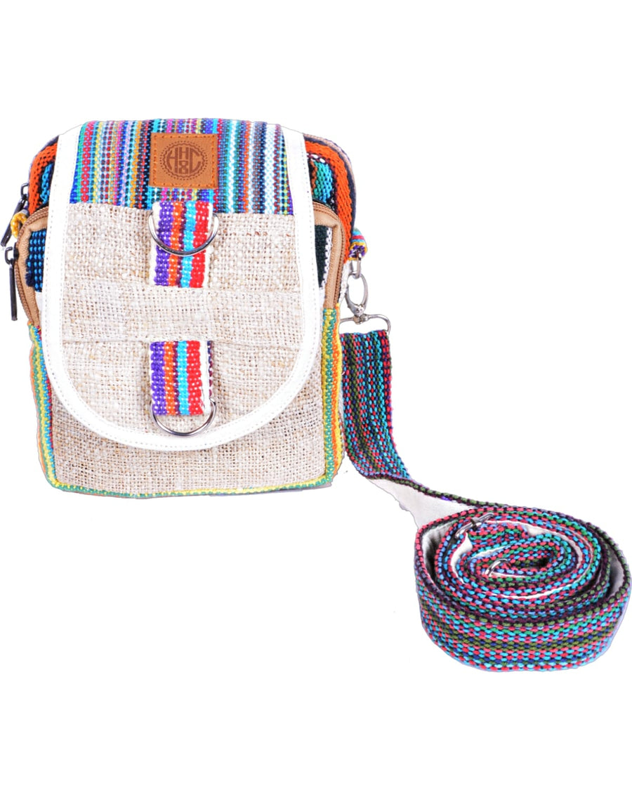 Candy cane Side Bag