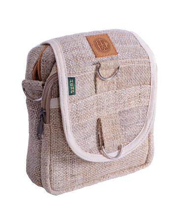 Classic Side Bag - Happy Hemp & Co