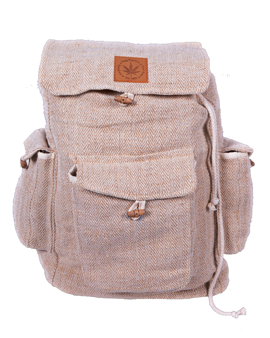 Soft Rucksack - Happy Hemp & Co