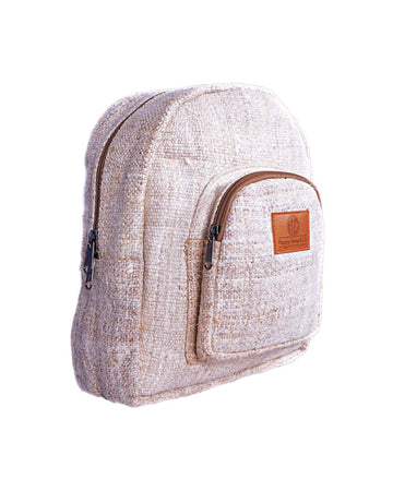 Mini Classic Backpack - Happy Hemp & Co