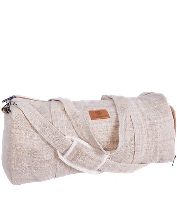 Classic Duffle Bag - Happy Hemp & Co