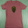 Arrow Head Tee (Mauve)