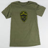 Arrow Head Tee (Olive)