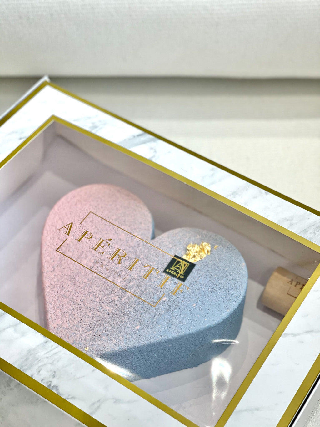 Aperitif Heart Smash Box