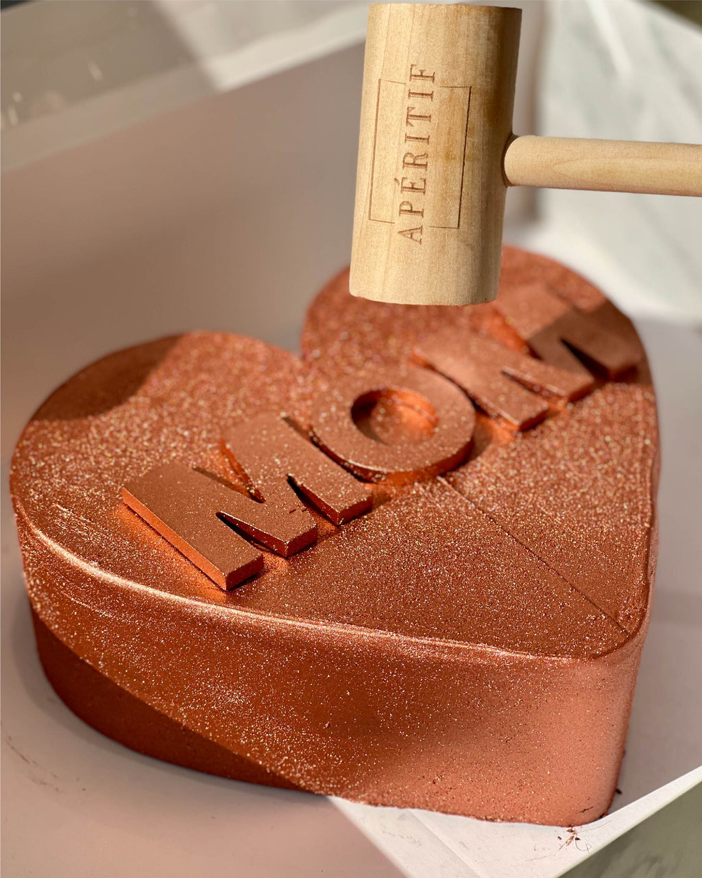 Aperitif: Mom Smash Box (Rose Gold)