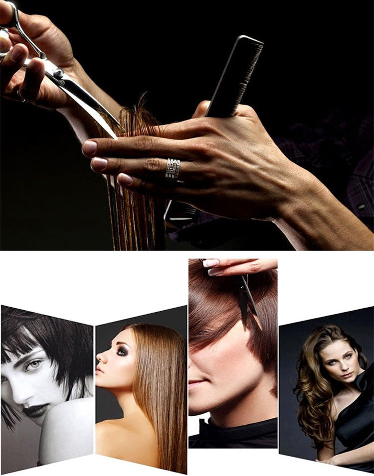 Barber Hair Cutting Scissors Shears for Barbell Salon Hair Styling