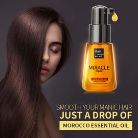 MIRACLE repair 60ml Moroccan Pure Argan Oil