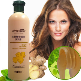 LOVELYMOM Ginger Hair Shampoo