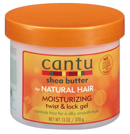 Cantu Shea Butter Natural Hair Moisturizing Twist & Lock Gel