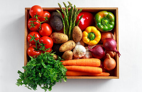 High Fibre Vegetables: 5 Fibre Rich Vegetables to Include in