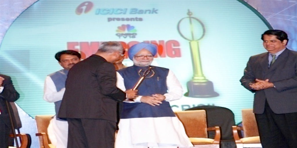 CNBC Emerging India Award