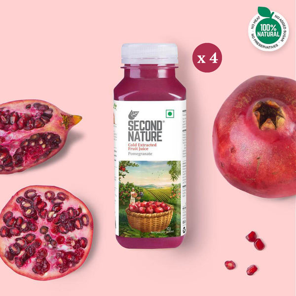 Pomegranate - Pack of 4 (250ml)