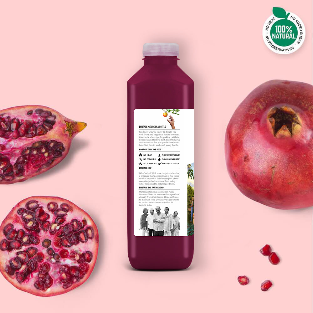 Pomegranate - 1L