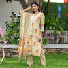 Madam Marigold Earthy Cotton Suit