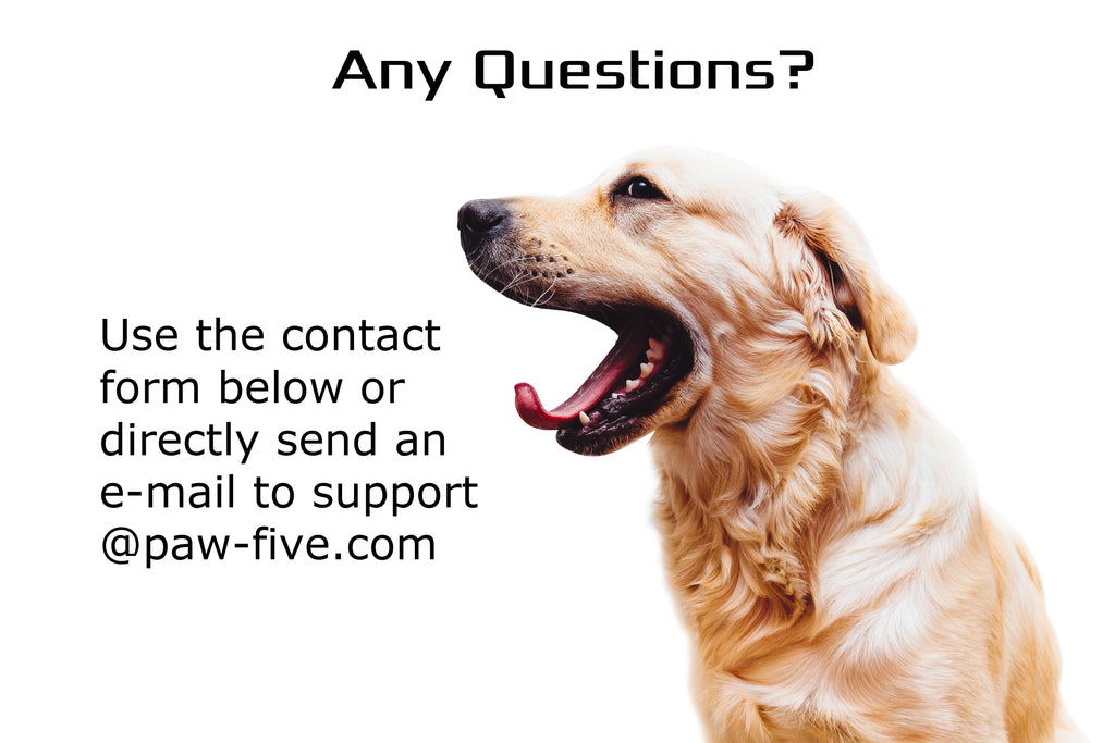 paw five contact us