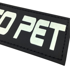 paw five core-1 harness ask to pet patch angle 3