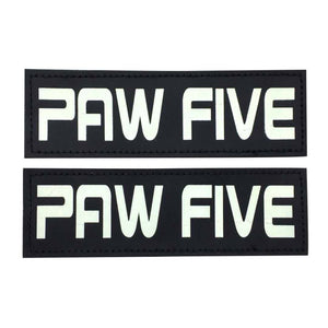 paw five core-1 harness paw five patch angle 1