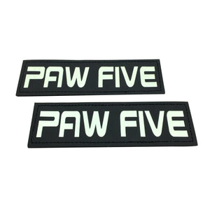 paw five core-1 harness paw five patch angle 2