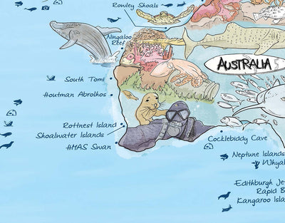 image of best dive spots in western australia