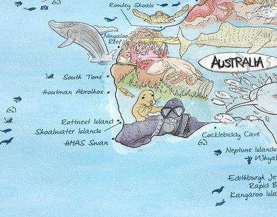 image of best dive spots in WA