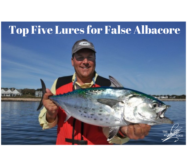 Top Five Lures for False Albacore