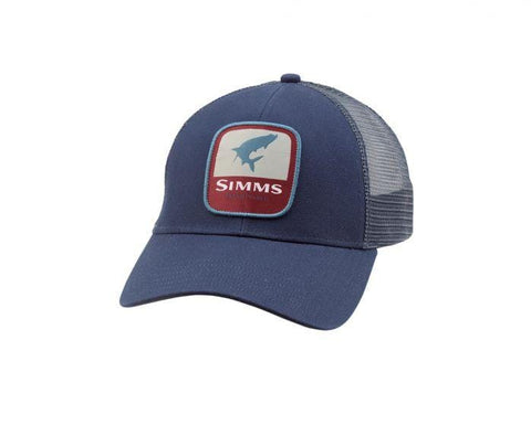 Simms Tarpon Patch Trucker