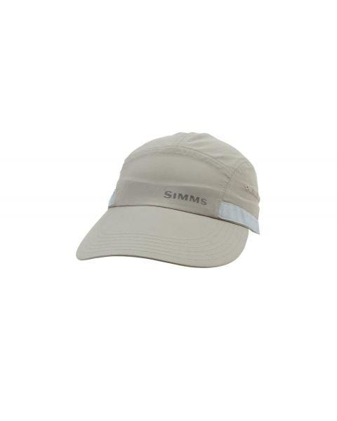 Simms Flats Cap Long Bill