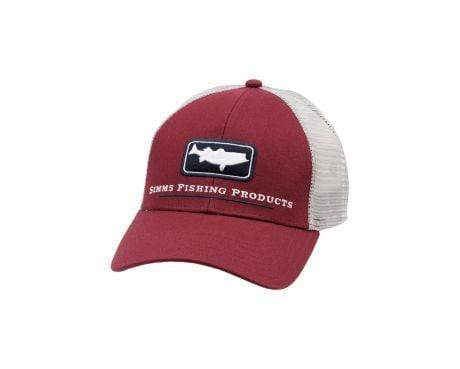 Simms Striper Icon Trucker Hat