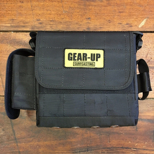 Gear-Up 3 Tube Surf Bag - Black