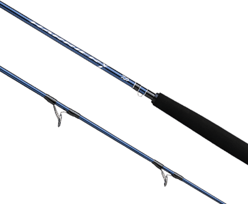 Daiwa Harrier X Jigging Conventional Rods