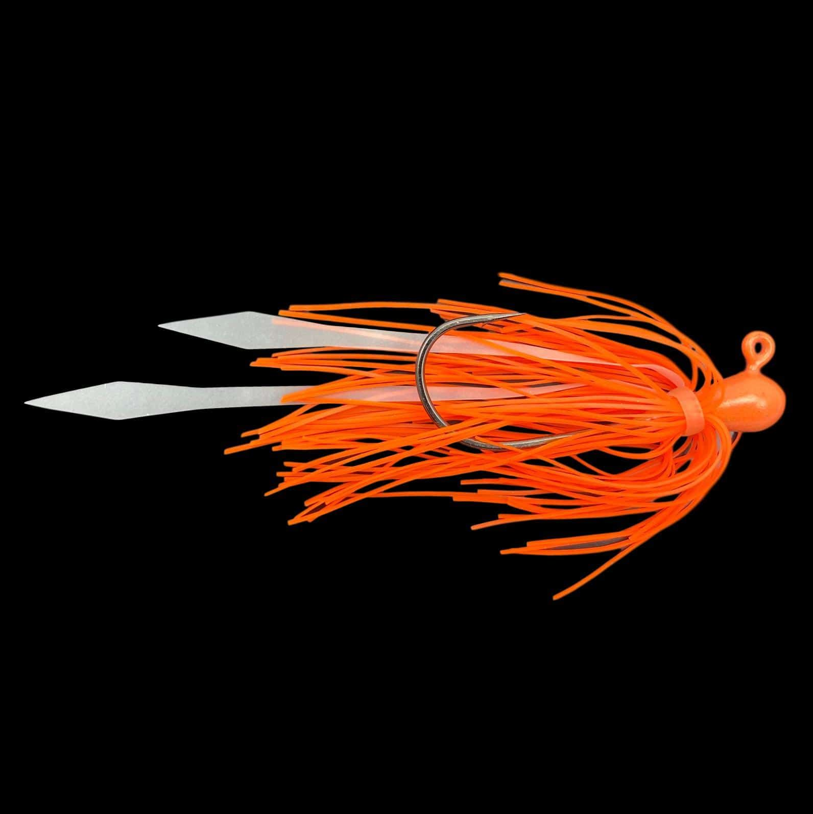 MagicTail Tear Drop Chicken Rig Jigs