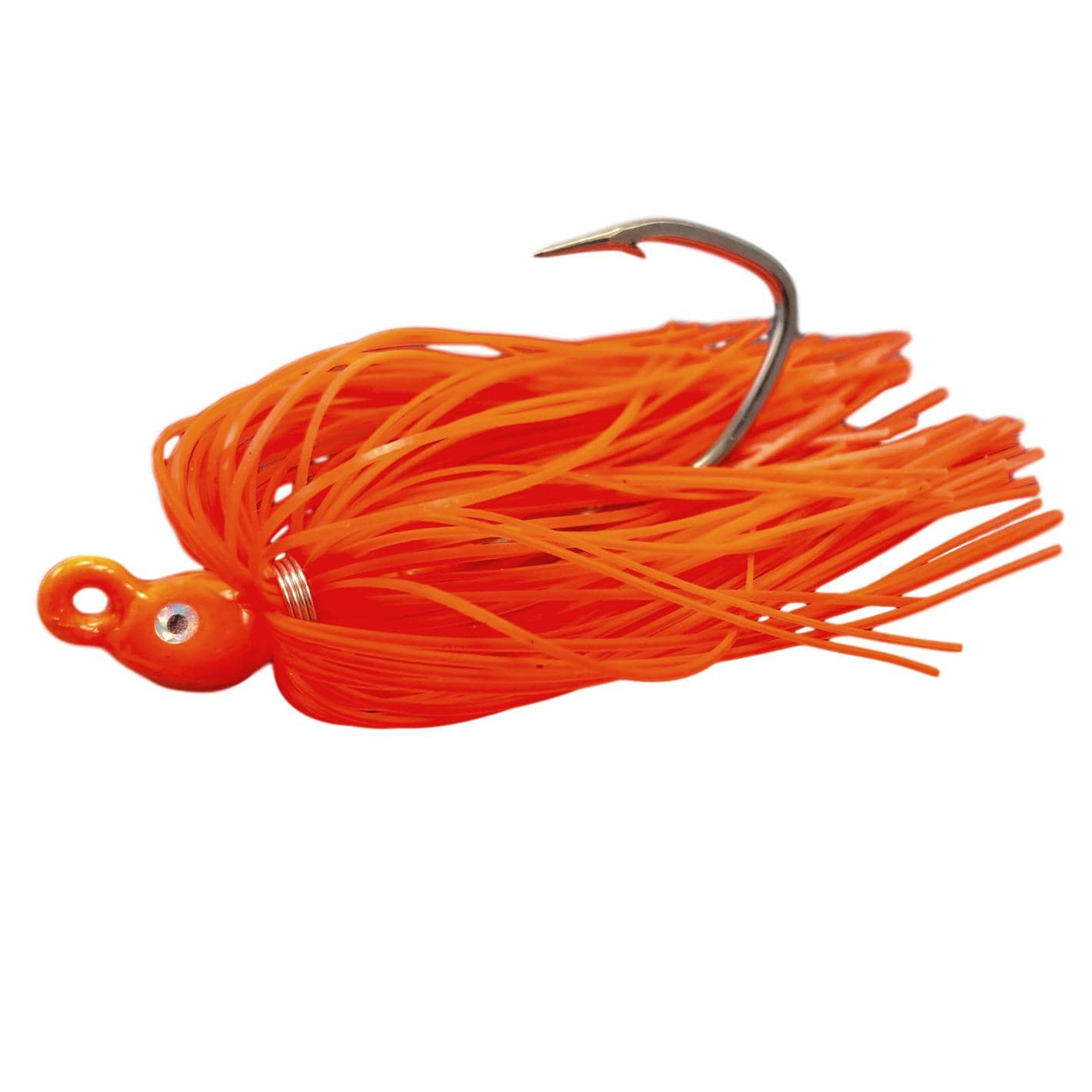 Backwater Custom Baits Poison Tail Jigs (1/4oz Teasers)