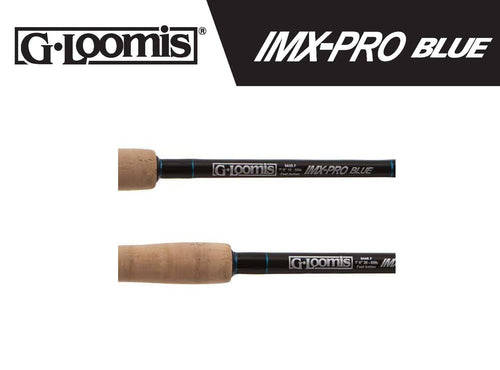 G Loomis IMX Pro Blue Casting Rods