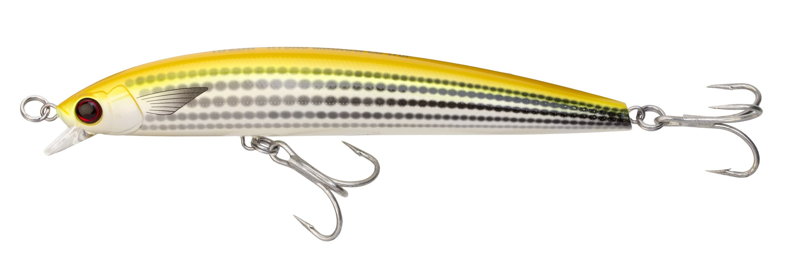 Yo-Zuri Hydro Minnow LC Chicken Scratch