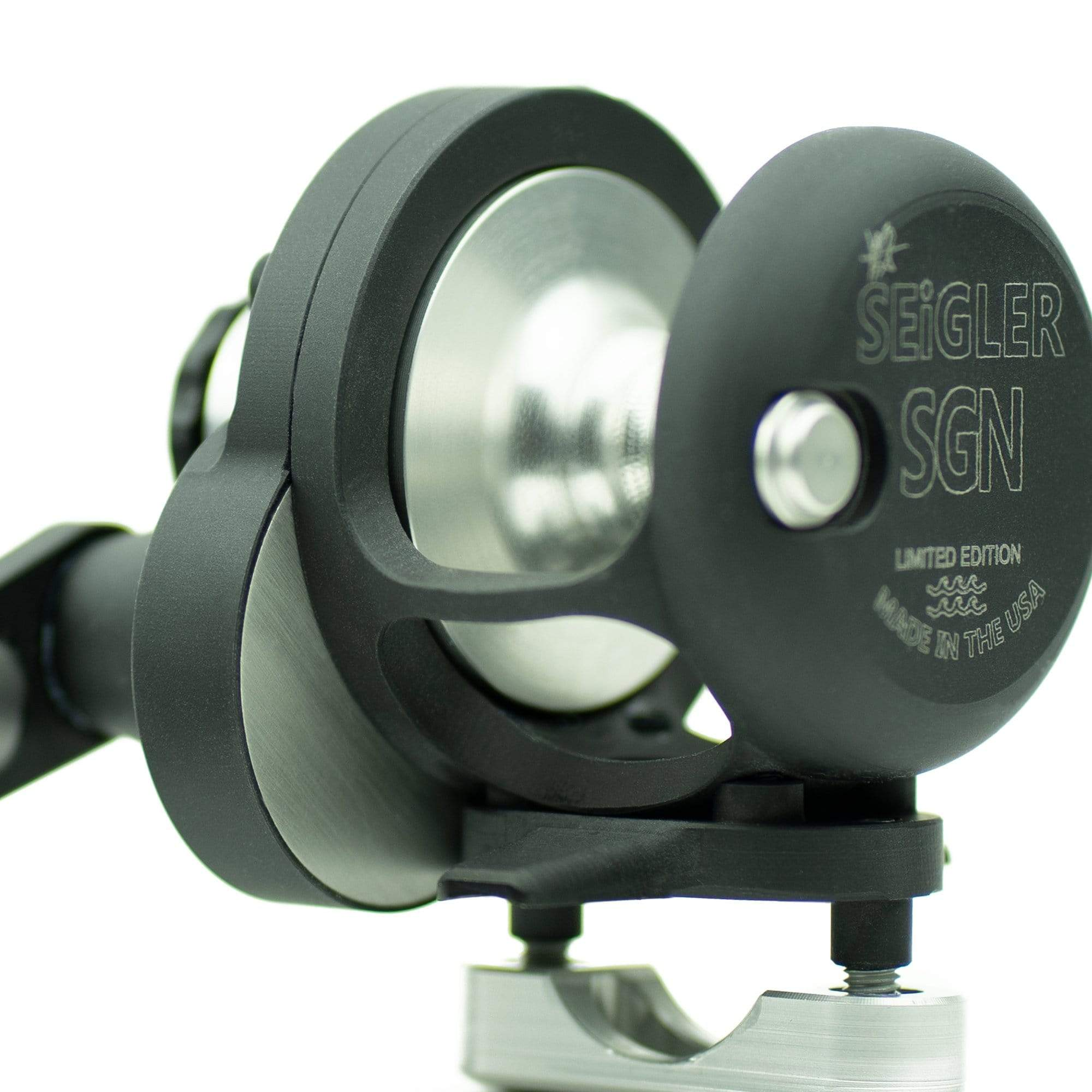 Seigler SGN (Small Game Narrow) Limited Edition Reels