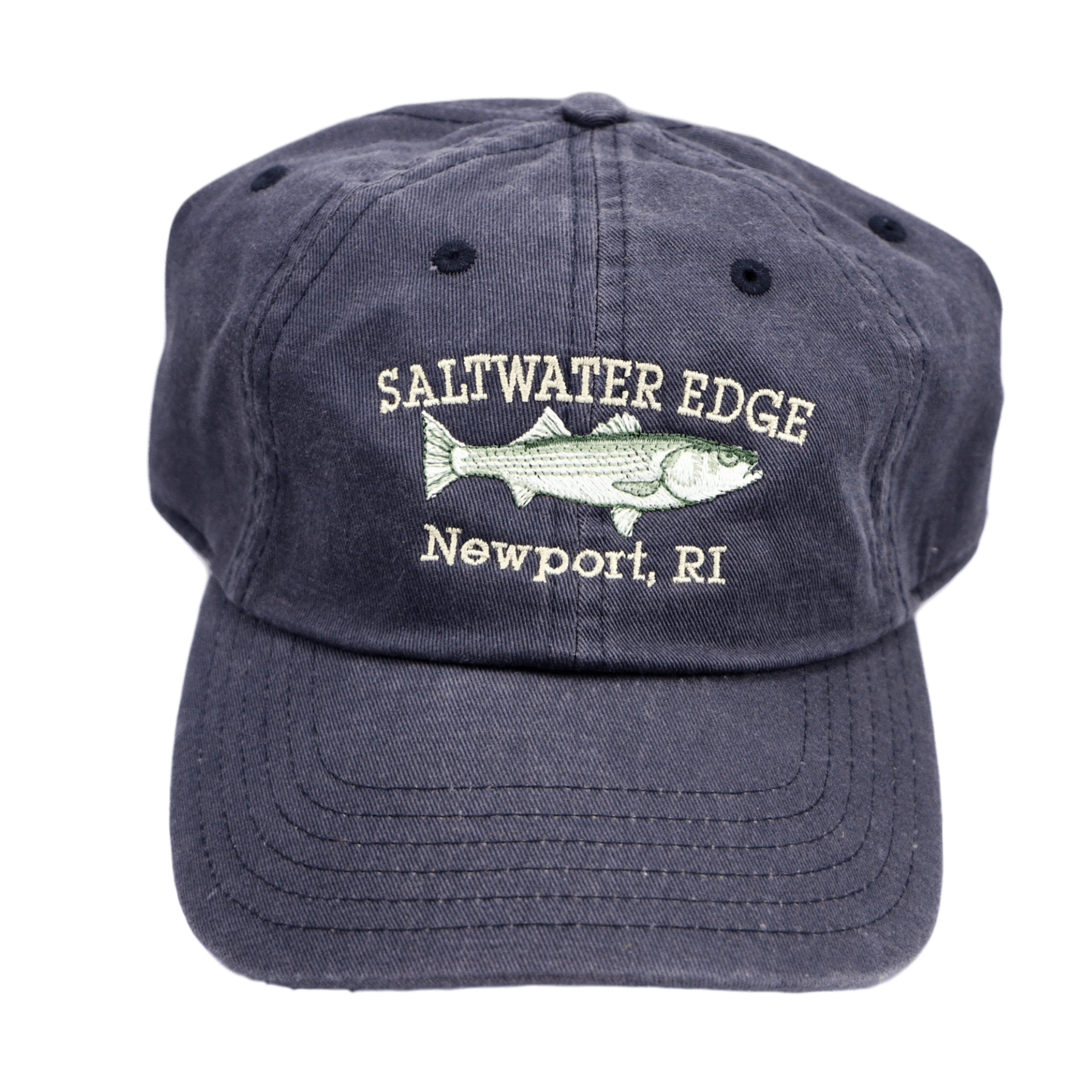 Saltwater Edge Striper Twill Hat by Orvis