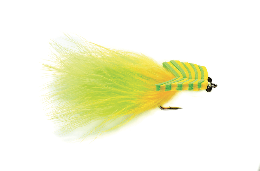 Floating Tarpon Toad Fly