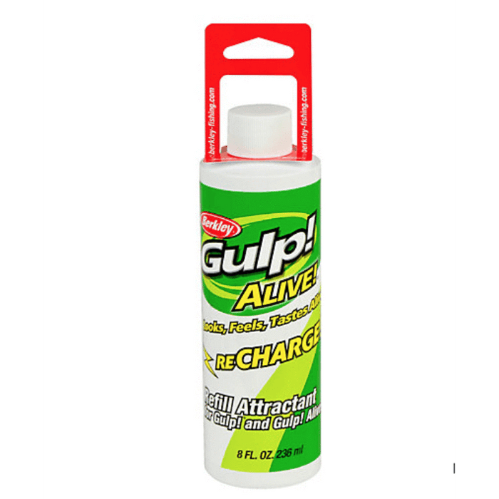 Berkley Gulp Alive Recharge Liquid 8 oz
