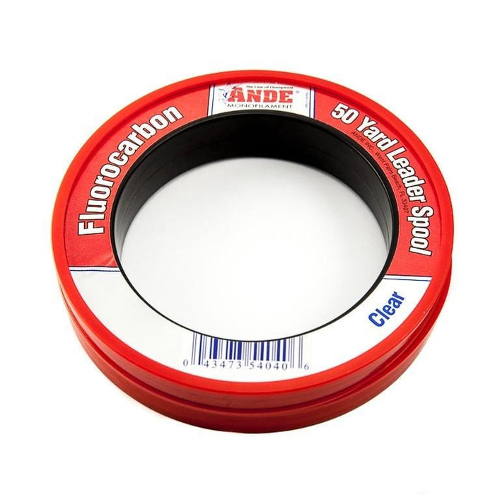 Ande Fluorocarbon Leader Material (50yd Spools)